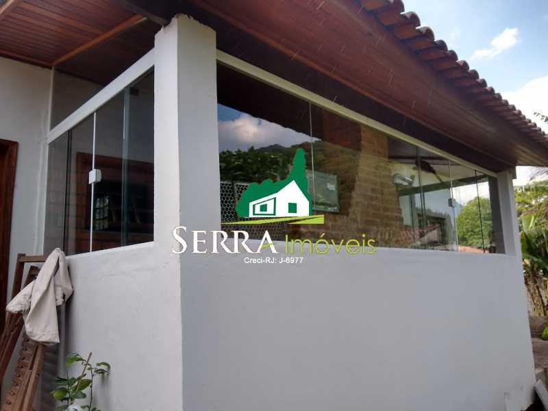 SERRA IMÓVEIS - Casa em Condomínio 2 quartos para alugar Cotia, Guapimirim - R$ 1.895 - SICN20010 - 3
