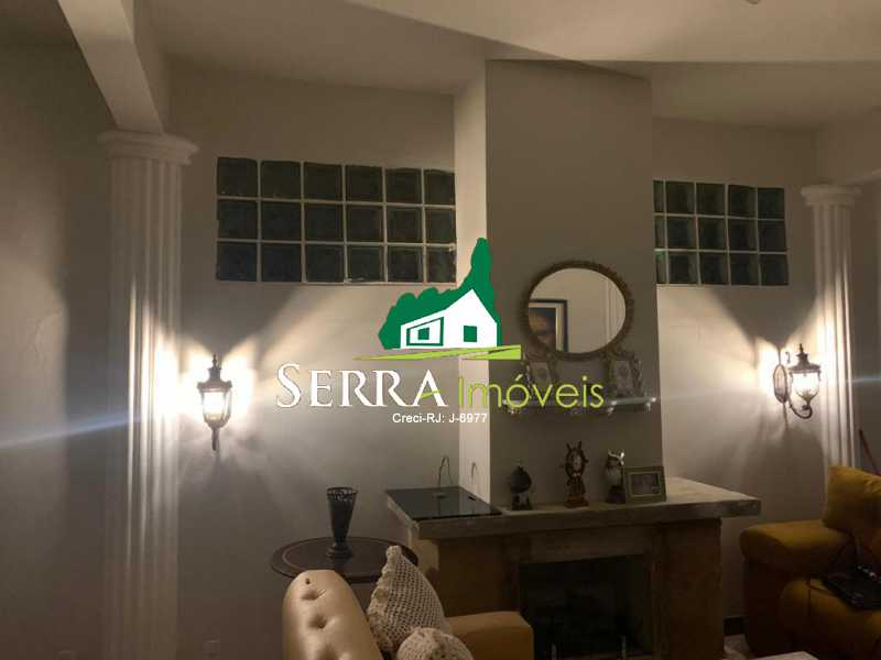 SERRA IMÓVEIS - Casa em Condomínio 2 quartos para alugar Cotia, Guapimirim - R$ 1.895 - SICN20010 - 13