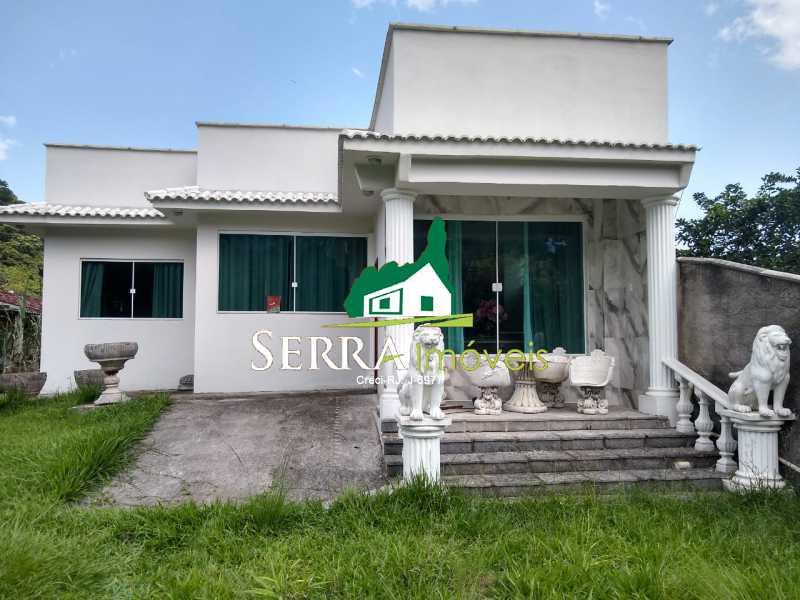 SERRA IMÓVEIS - Casa em Condomínio 2 quartos para alugar Cotia, Guapimirim - R$ 1.895 - SICN20010 - 1