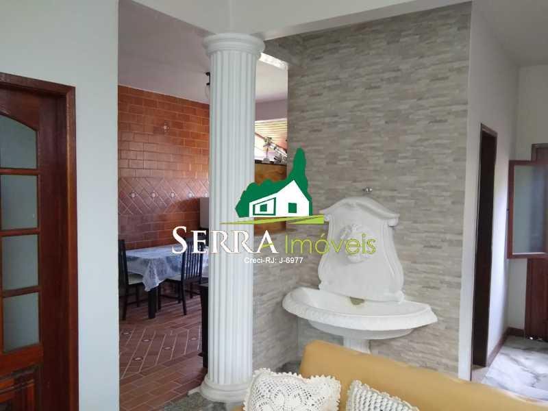 SERRA IMÓVEIS - Casa em Condomínio 2 quartos para alugar Cotia, Guapimirim - R$ 1.895 - SICN20010 - 12