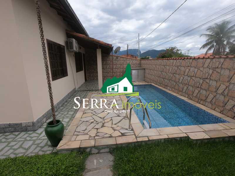 SERRA IMÓVEIS - Casa em Condomínio 2 quartos à venda Cantagalo, Guapimirim - R$ 360.000 - SICN20011 - 4