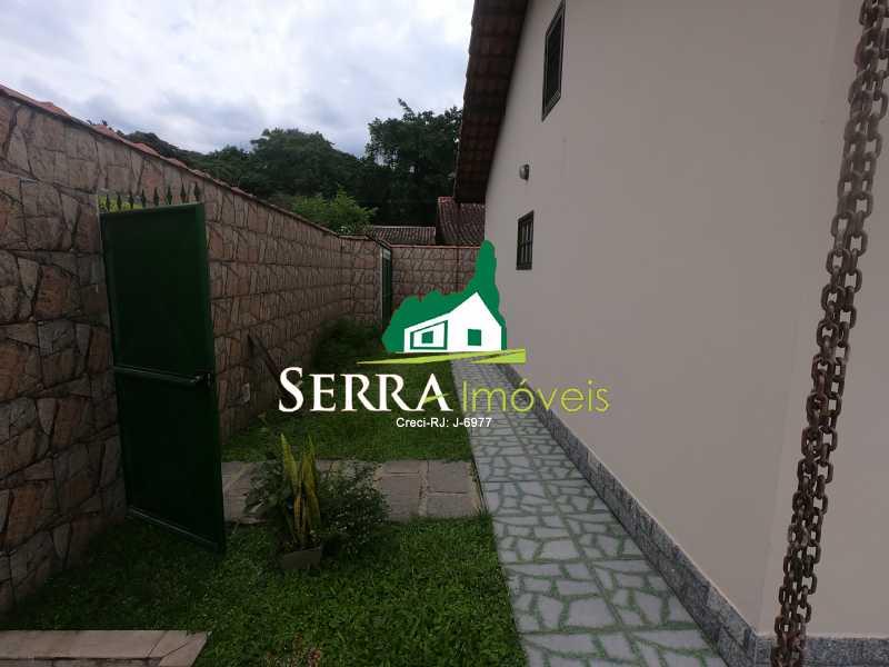 SERRA IMÓVEIS - Casa em Condomínio 2 quartos à venda Cantagalo, Guapimirim - R$ 360.000 - SICN20011 - 7