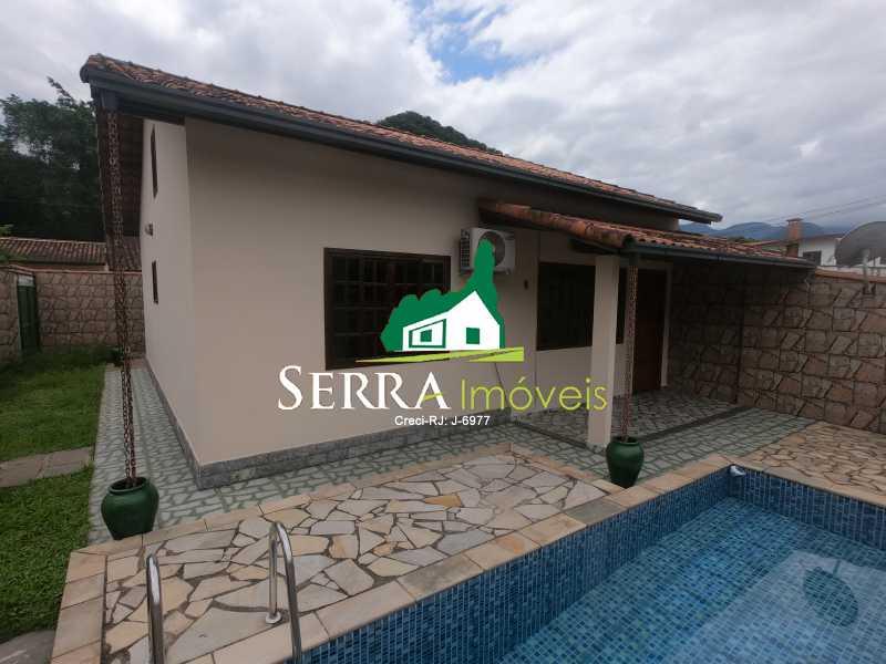 SERRA IMÓVEIS - Casa em Condomínio 2 quartos à venda Cantagalo, Guapimirim - R$ 360.000 - SICN20011 - 1