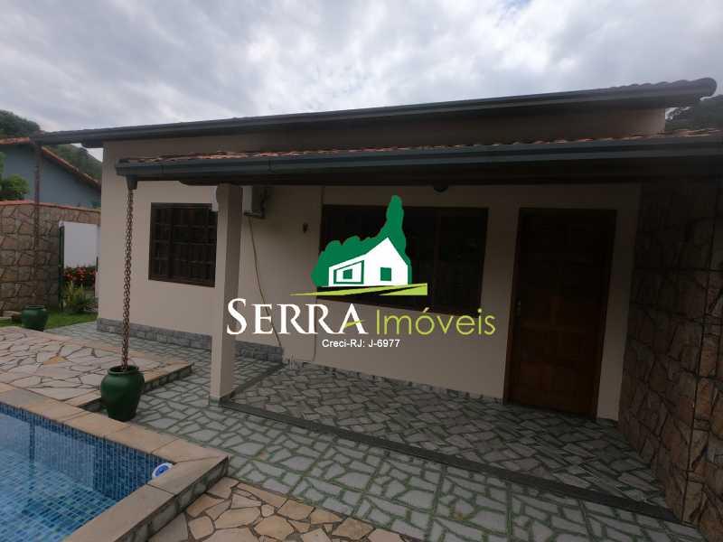 SERRA IMÓVEIS - Casa em Condomínio 2 quartos à venda Cantagalo, Guapimirim - R$ 360.000 - SICN20011 - 3
