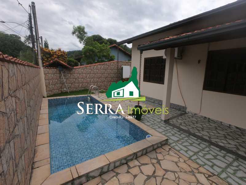 SERRA IMÓVEIS - Casa em Condomínio 2 quartos à venda Cantagalo, Guapimirim - R$ 360.000 - SICN20011 - 5