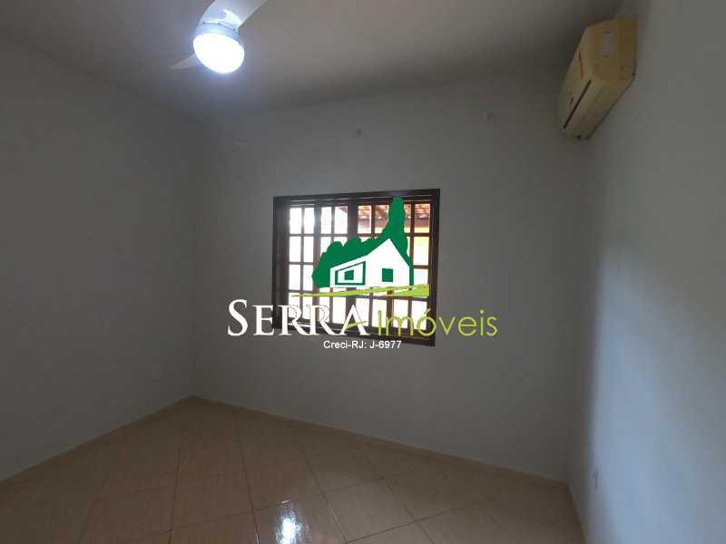 SERRA IMÓVEIS - Casa em Condomínio 2 quartos à venda Cantagalo, Guapimirim - R$ 360.000 - SICN20011 - 17