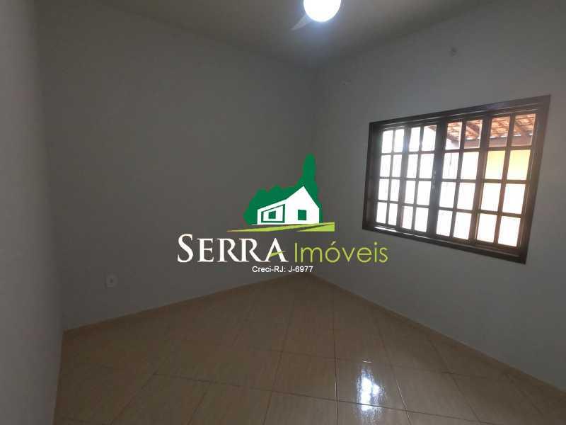 SERRA IMÓVEIS - Casa em Condomínio 2 quartos à venda Cantagalo, Guapimirim - R$ 360.000 - SICN20011 - 18