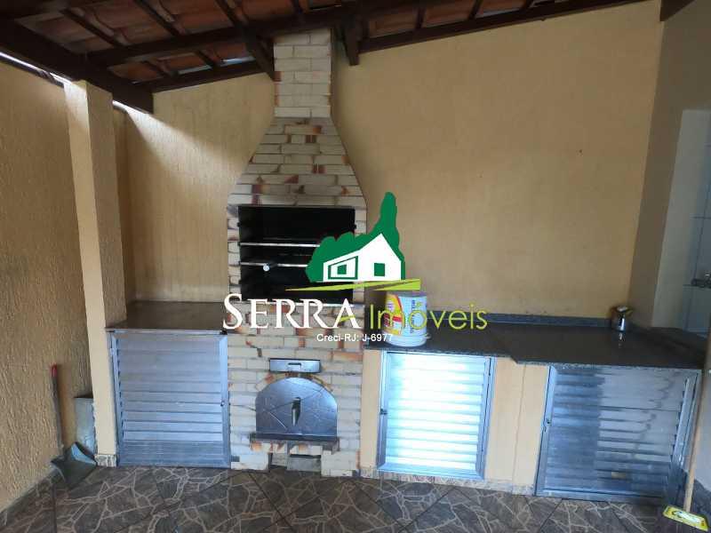 SERRA IMÓVEIS - Casa em Condomínio 2 quartos à venda Cantagalo, Guapimirim - R$ 360.000 - SICN20011 - 26