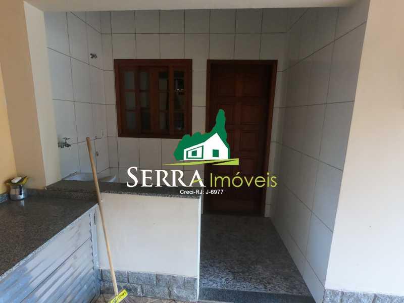 SERRA IMÓVEIS - Casa em Condomínio 2 quartos à venda Cantagalo, Guapimirim - R$ 360.000 - SICN20011 - 25