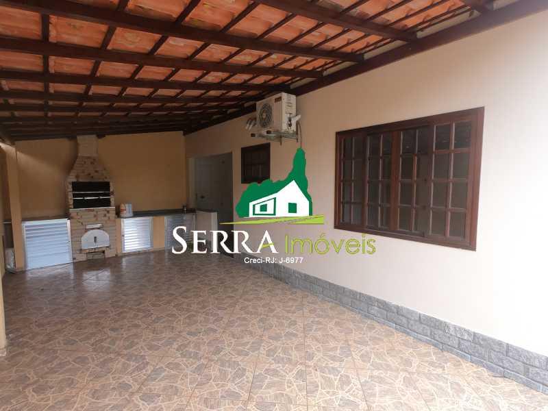 SERRA IMÓVEIS - Casa em Condomínio 2 quartos à venda Cantagalo, Guapimirim - R$ 360.000 - SICN20011 - 23