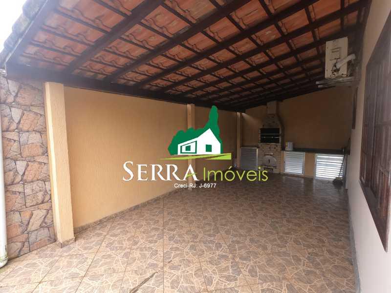 SERRA IMÓVEIS - Casa em Condomínio 2 quartos à venda Cantagalo, Guapimirim - R$ 360.000 - SICN20011 - 24