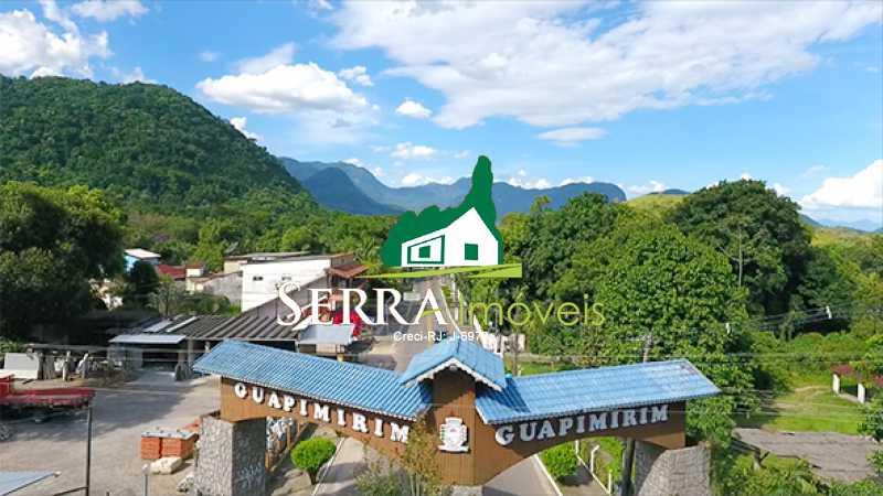 SERRA IMÓVEIS - Terreno 400m² à venda Centro, Guapimirim - R$ 180.000 - SITC00001 - 1