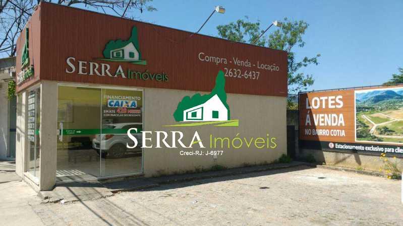 SERRA IMÓVEIS - Terreno 400m² à venda Centro, Guapimirim - R$ 180.000 - SITC00001 - 5