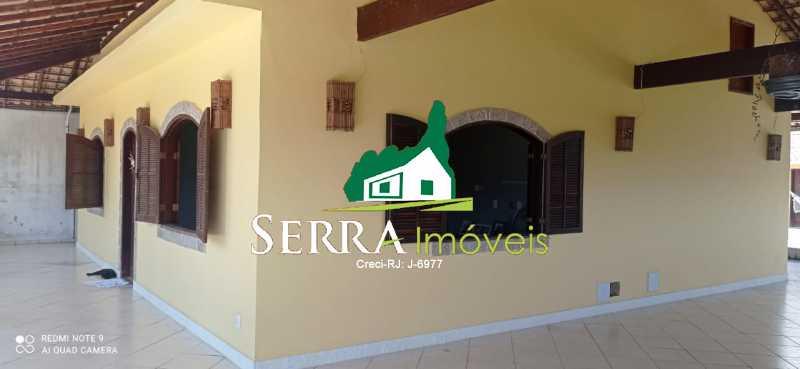 SERRA IMÓVEIS - Casa 2 quartos à venda Cotia, Guapimirim - R$ 580.000 - SICA20039 - 5