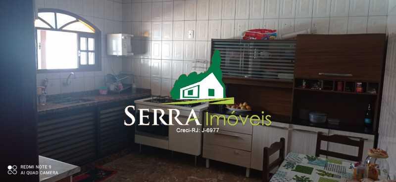 SERRA IMÓVEIS - Casa 2 quartos à venda Cotia, Guapimirim - R$ 580.000 - SICA20039 - 18
