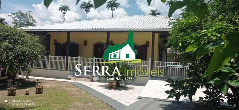 SERRA IMÓVEIS - Casa 2 quartos à venda Cotia, Guapimirim - R$ 580.000 - SICA20039 - 3