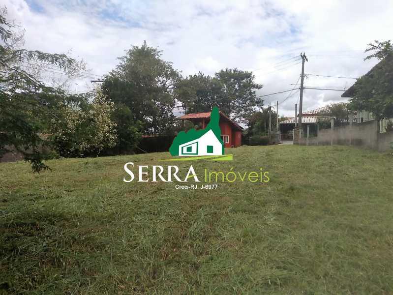 SERRA IMÓVEIS - Terreno 665m² à venda Iconha, Guapimirim - R$ 220.000 - SIUF00028 - 6