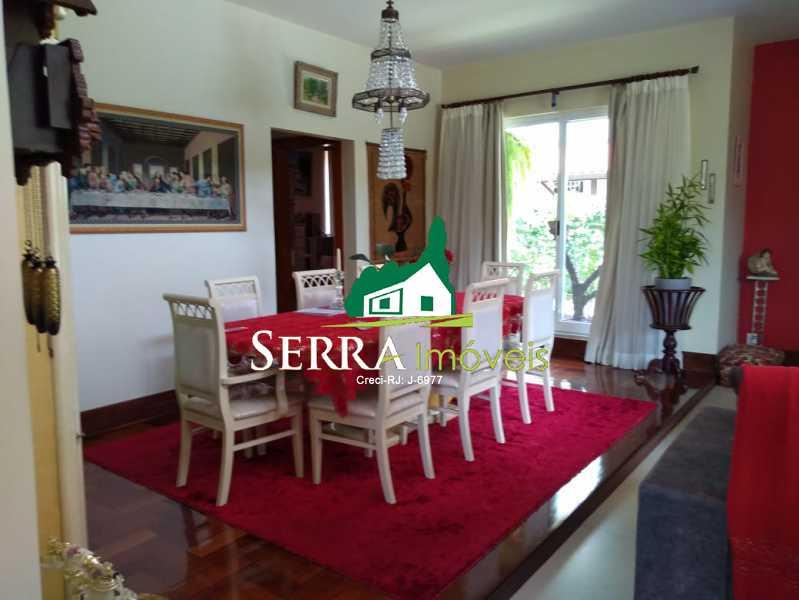 SERRA IMÓVEIS - Casa em Condomínio 4 quartos à venda Centro, Guapimirim - R$ 1.050.000 - SICN40028 - 9