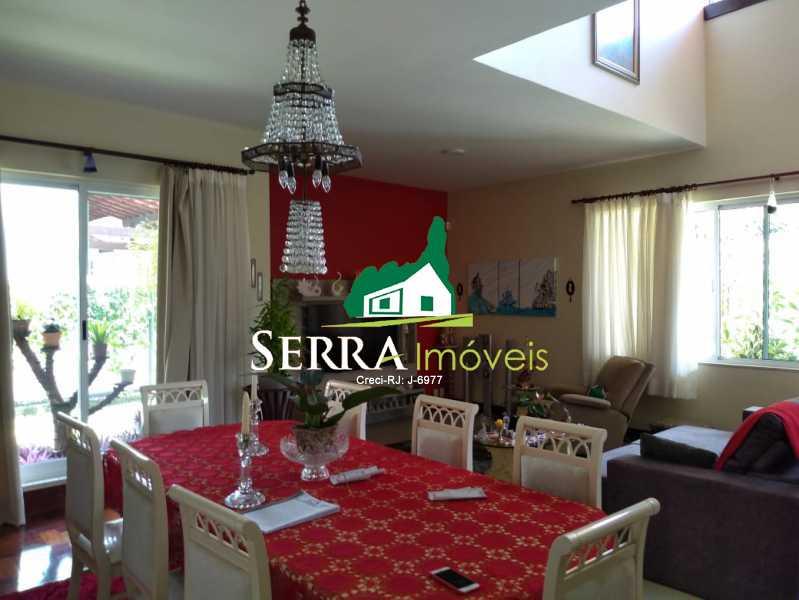 SERRA IMÓVEIS - Casa em Condomínio 4 quartos à venda Centro, Guapimirim - R$ 1.050.000 - SICN40028 - 10