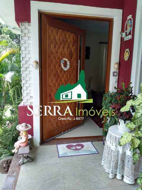 SERRA IMÓVEIS - Casa em Condomínio 4 quartos à venda Centro, Guapimirim - R$ 1.050.000 - SICN40028 - 8
