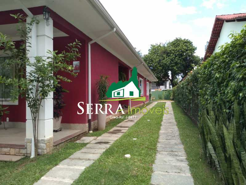 SERRA IMÓVEIS - Casa em Condomínio 4 quartos à venda Centro, Guapimirim - R$ 1.050.000 - SICN40028 - 7