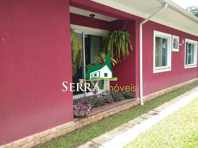 SERRA IMÓVEIS - Casa em Condomínio 4 quartos à venda Centro, Guapimirim - R$ 1.050.000 - SICN40028 - 5