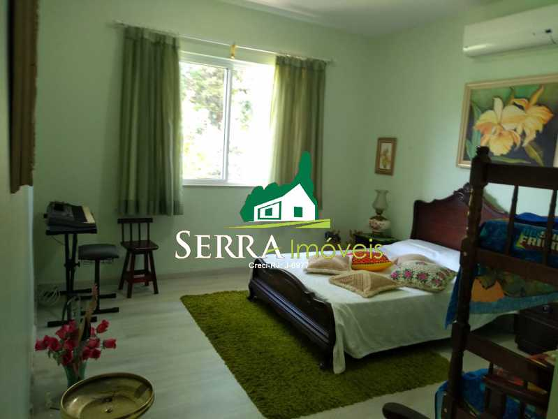 SERRA IMÓVEIS - Casa em Condomínio 4 quartos à venda Centro, Guapimirim - R$ 1.050.000 - SICN40028 - 15