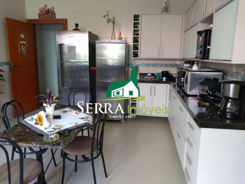 SERRA IMÓVEIS - Casa em Condomínio 4 quartos à venda Centro, Guapimirim - R$ 1.050.000 - SICN40028 - 19