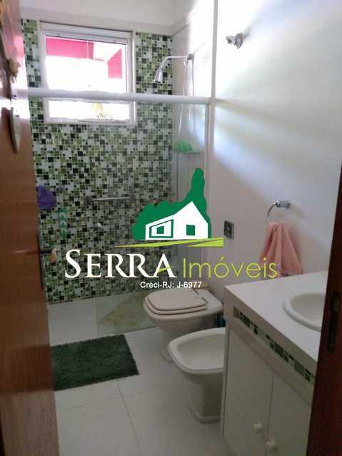 SERRA IMÓVEIS - Casa em Condomínio 4 quartos à venda Centro, Guapimirim - R$ 1.050.000 - SICN40028 - 18