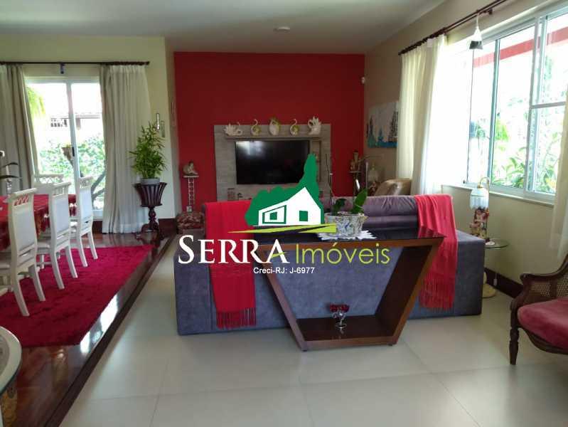SERRA IMÓVEIS - Casa em Condomínio 4 quartos à venda Centro, Guapimirim - R$ 1.050.000 - SICN40028 - 11