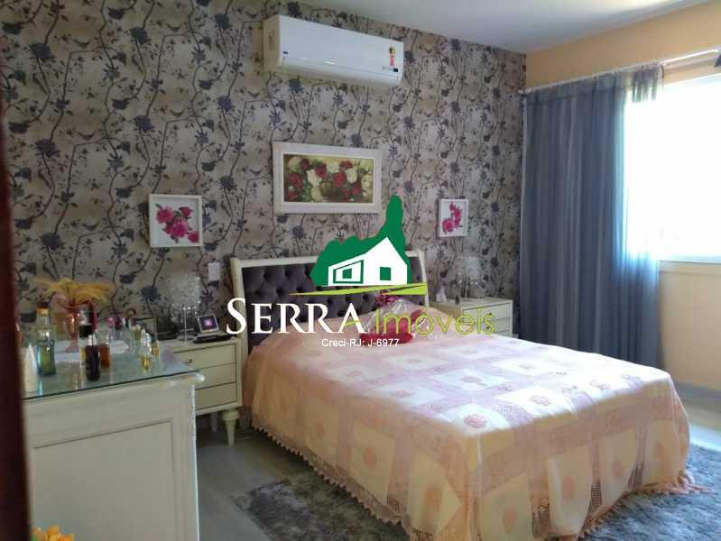 SERRA IMÓVEIS - Casa em Condomínio 4 quartos à venda Centro, Guapimirim - R$ 1.050.000 - SICN40028 - 16