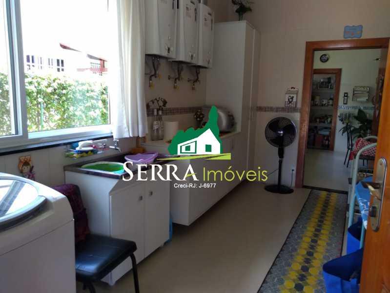SERRA IMÓVEIS - Casa em Condomínio 4 quartos à venda Centro, Guapimirim - R$ 1.050.000 - SICN40028 - 20