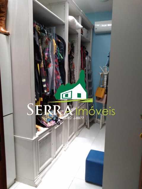 SERRA IMÓVEIS - Casa em Condomínio 4 quartos à venda Centro, Guapimirim - R$ 1.050.000 - SICN40028 - 17