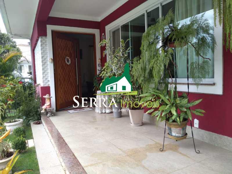 SERRA IMÓVEIS - Casa em Condomínio 4 quartos à venda Centro, Guapimirim - R$ 1.050.000 - SICN40028 - 3