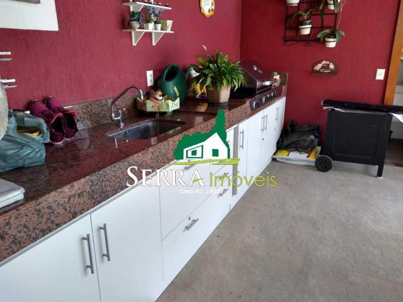 SERRA IMÓVEIS - Casa em Condomínio 4 quartos à venda Centro, Guapimirim - R$ 1.050.000 - SICN40028 - 23