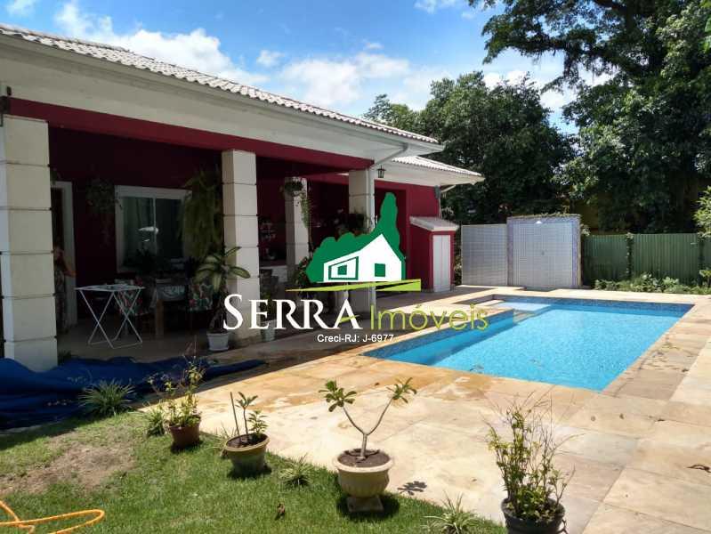 SERRA IMÓVEIS - Casa em Condomínio 4 quartos à venda Centro, Guapimirim - R$ 1.050.000 - SICN40028 - 24