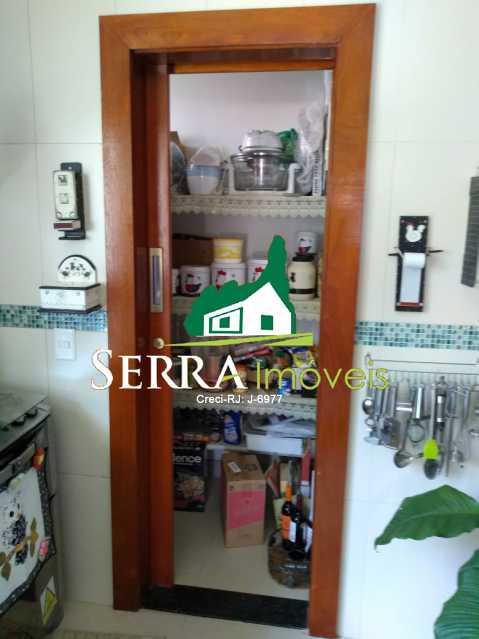 SERRA IMÓVEIS - Casa em Condomínio 4 quartos à venda Centro, Guapimirim - R$ 1.050.000 - SICN40028 - 21