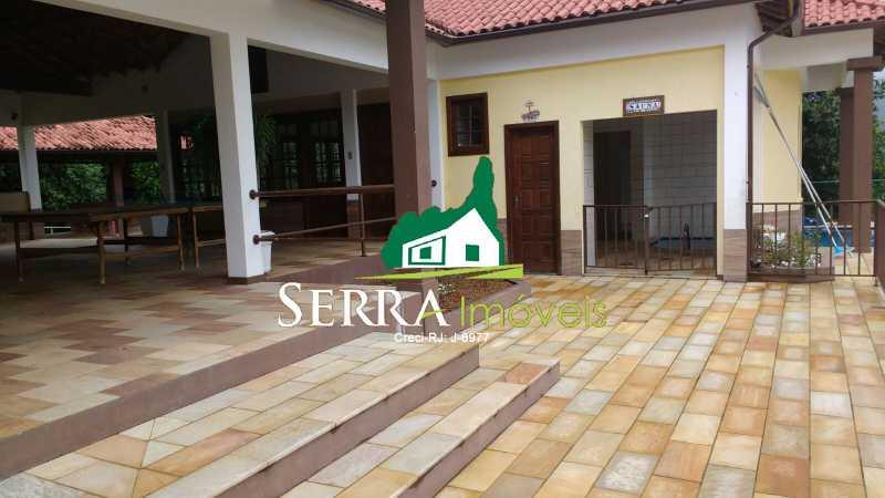 SERRA IMÓVEIS - Casa em Condomínio 4 quartos à venda Centro, Guapimirim - R$ 1.050.000 - SICN40028 - 28
