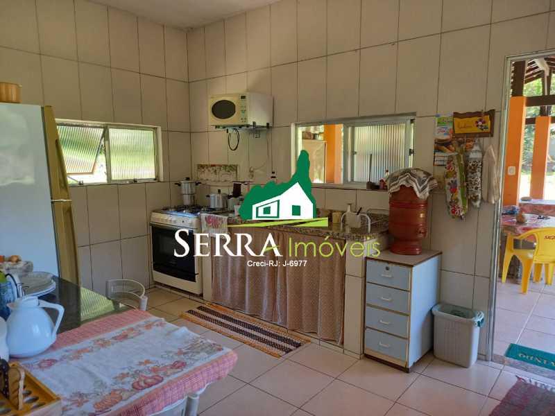 SERRA IMÓVEIS - Sítio à venda Caneca Fina, Guapimirim - R$ 600.000 - SISI30009 - 7