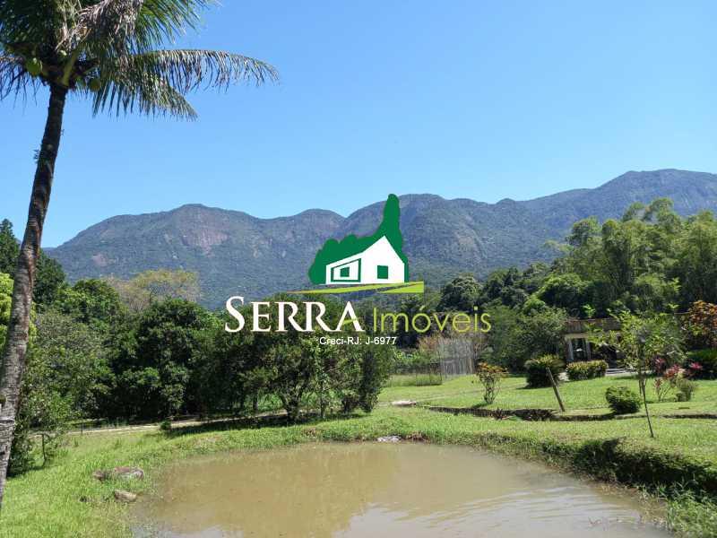 SERRA IMÓVEIS - Sítio à venda Caneca Fina, Guapimirim - R$ 600.000 - SISI30009 - 16