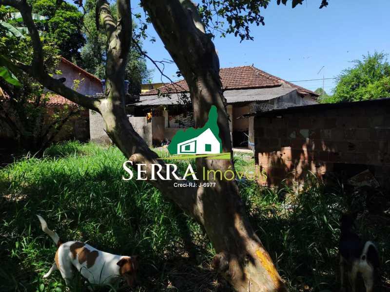 SERRA IMÓVEIS - Terreno à venda Bananal, Guapimirim - R$ 120.000 - SIMF00090 - 9