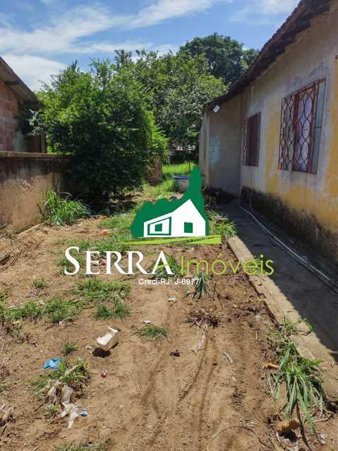 SERRA IMÓVEIS - Terreno à venda Bananal, Guapimirim - R$ 120.000 - SIMF00090 - 8