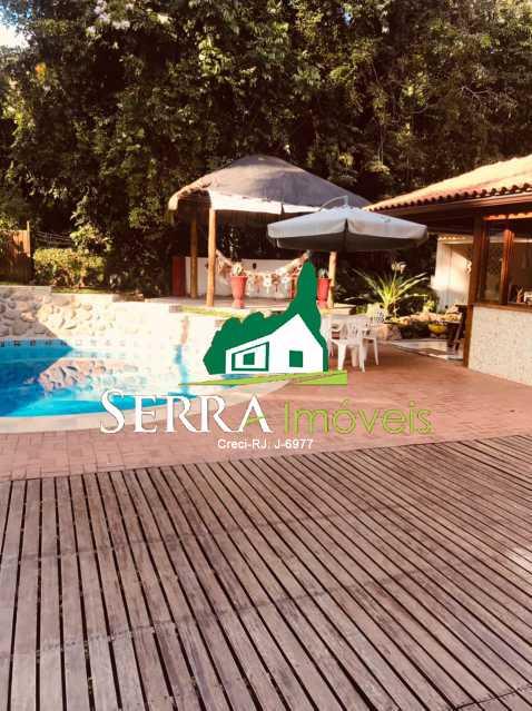 SERRA IMÓVEIS - Casa 3 quartos à venda Parque Silvestre, Guapimirim - SICA30043 - 18