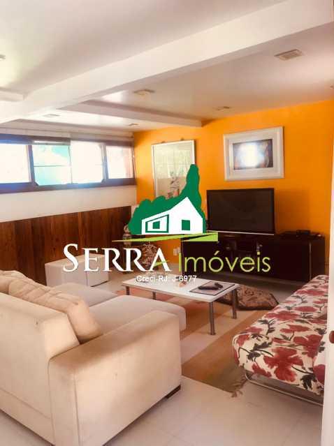 SERRA IMÓVEIS - Casa 3 quartos à venda Parque Silvestre, Guapimirim - SICA30043 - 3
