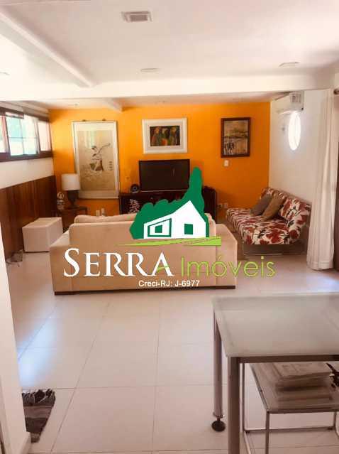 SERRA IMÓVEIS - Casa 3 quartos à venda Parque Silvestre, Guapimirim - SICA30043 - 4