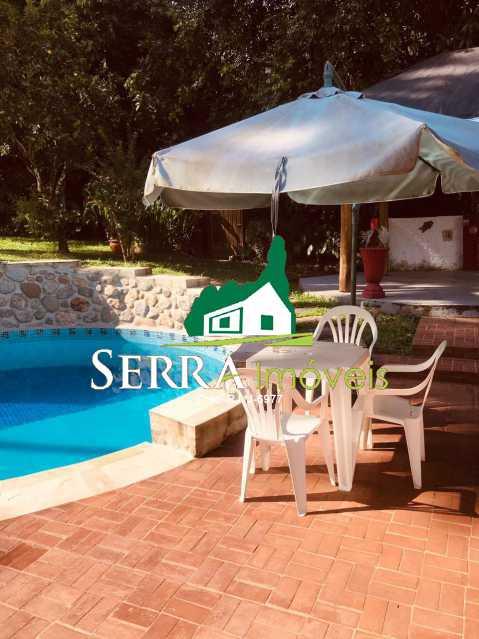 SERRA IMÓVEIS - Casa 3 quartos à venda Parque Silvestre, Guapimirim - SICA30043 - 19