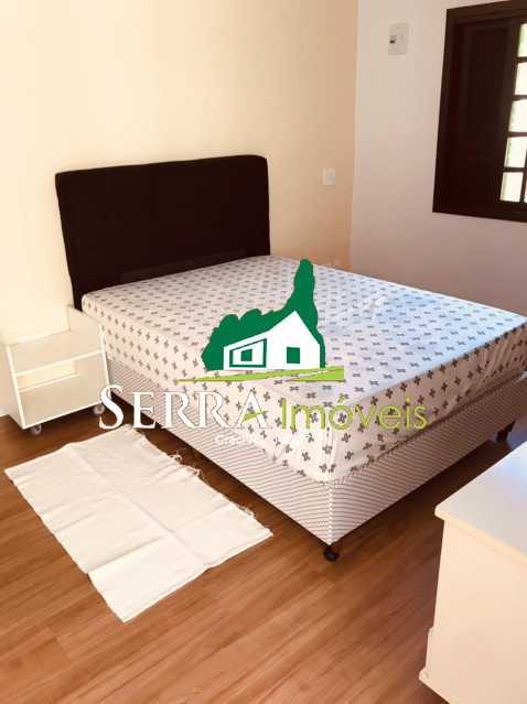 SERRA IMÓVEIS - Casa 3 quartos à venda Parque Silvestre, Guapimirim - SICA30043 - 9