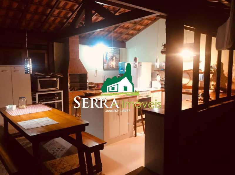 SERRA IMÓVEIS - Casa 3 quartos à venda Parque Silvestre, Guapimirim - SICA30043 - 16