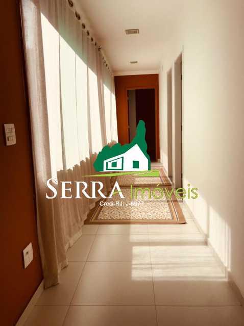 SERRA IMÓVEIS - Casa 3 quartos à venda Parque Silvestre, Guapimirim - SICA30043 - 6