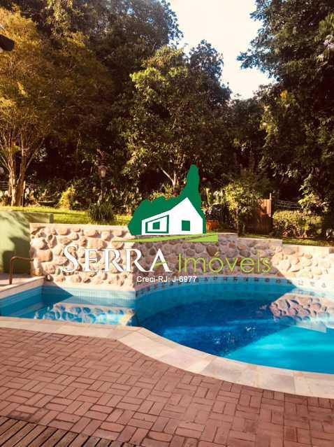 SERRA IMÓVEIS - Casa 3 quartos à venda Parque Silvestre, Guapimirim - SICA30043 - 27